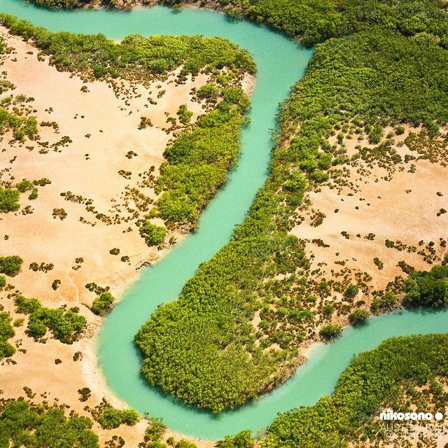 nikosono's photo on Instagram : Green River, Western Australia