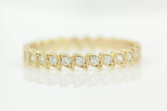 Diamond Ring Wedding Ring Gold Wedding Ring Diamond Wedding