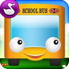 Wheels on the Bus (Duck Duck Moose, $1.99, also available through Google Play)