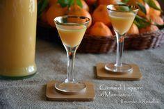 La Crema di Liquore al Mandarino è un fresco e profumato Liquore fatto in casa, dal sapore delicato della Panna e agrumato grazie al Succo di Mandarino...