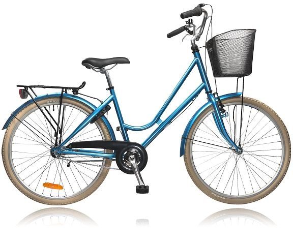 """Barncykel OCCANO JR 26"""" Y518. Se alla cyklar på http://www.stadium.se/sport/cykel/cyklar"""
