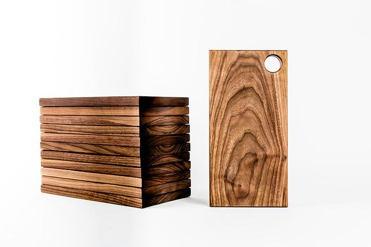 Our classic cutting boards are availablein a range of woods and sizes. Each board is unique, and finished to enhance its particular characteristics.