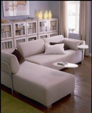 2 sofas de la marca ikea mod mysinge que cada uno es - Sofa cama individual 90 ...