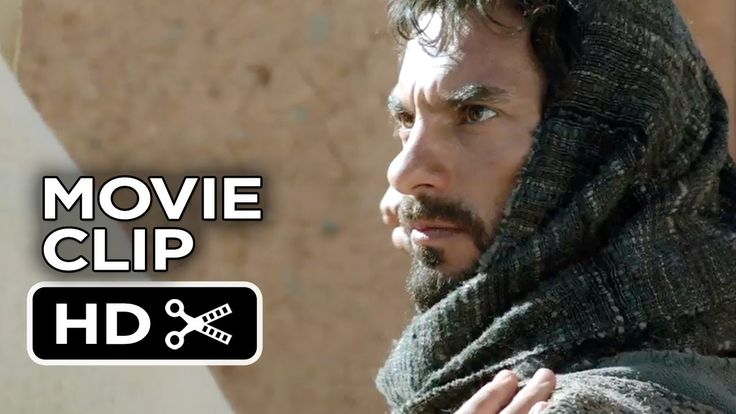 Son of God Movie CLIP - Turn the Other Cheek (2014) - Jesus Movie HD