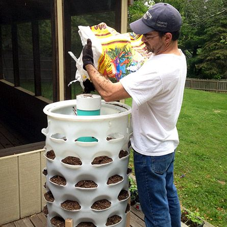 Garden Tower Project » The Homestead Survival