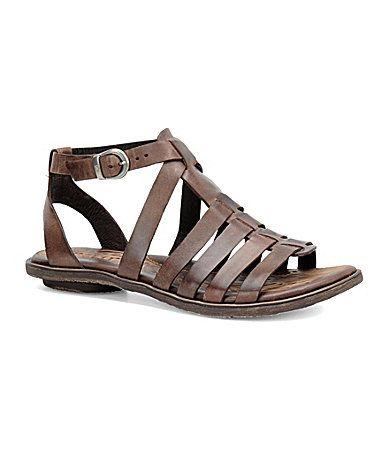 Born Claudy Gladiator Sandals #Dillards