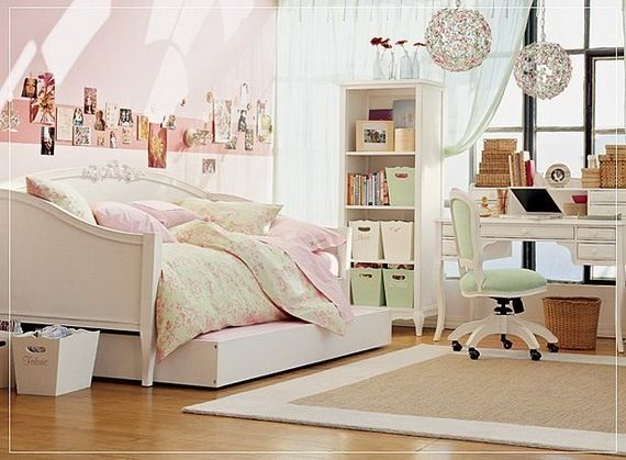 Vintage cute diy cheap bedroom teen bedroom girls for Cheap bedroom designs for teenage girls