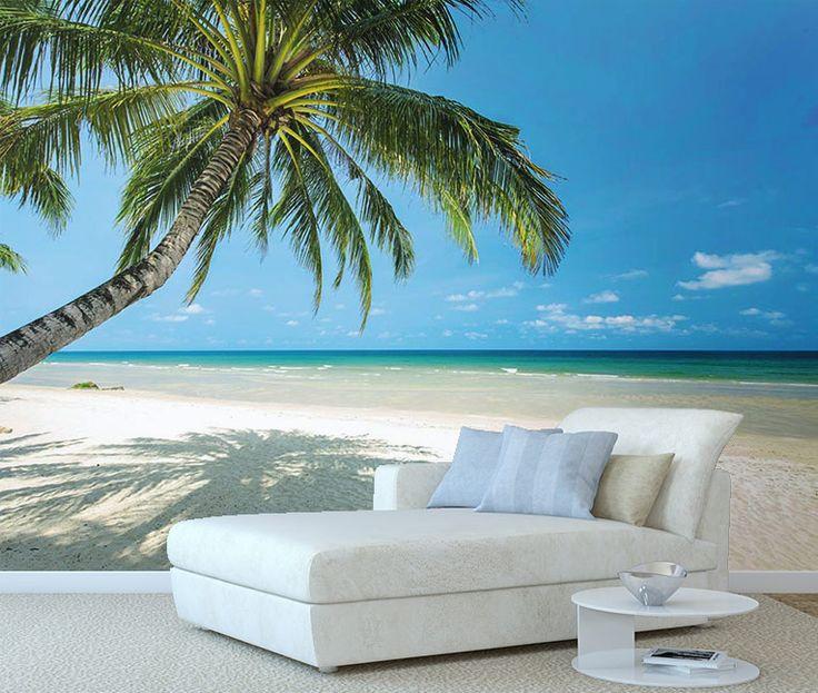 PLAGE PARADIS Une plage rien que pour vous sur une île déserte : le rêve !