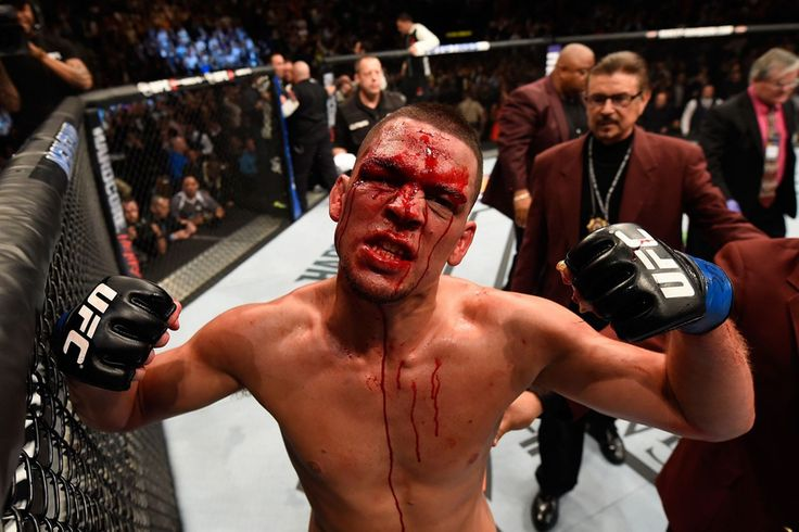 2016-02-08 - High Resolution Wallpapers = nate diaz pic - #126158