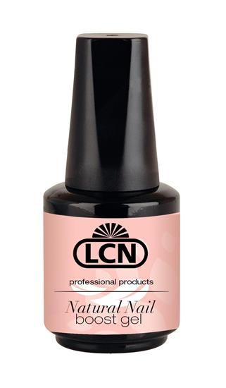 Finally, a permanent base coat that's strong enough to allow your own nails to achieve unnatural lengths!! LCN Natural Nail Boost Gel #21231