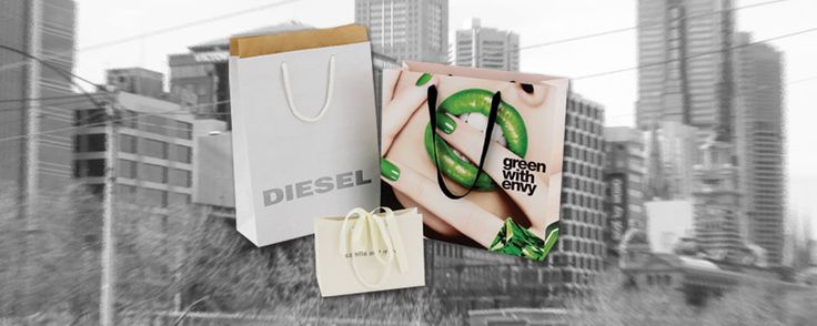 PR Packaging specialise in garment covers, printed paper bags, printed plastic bags and tissue paper wholesale.