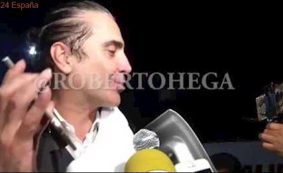 """""""A pistear todo mundo se pone"""", dice Alejandro Fernández"""