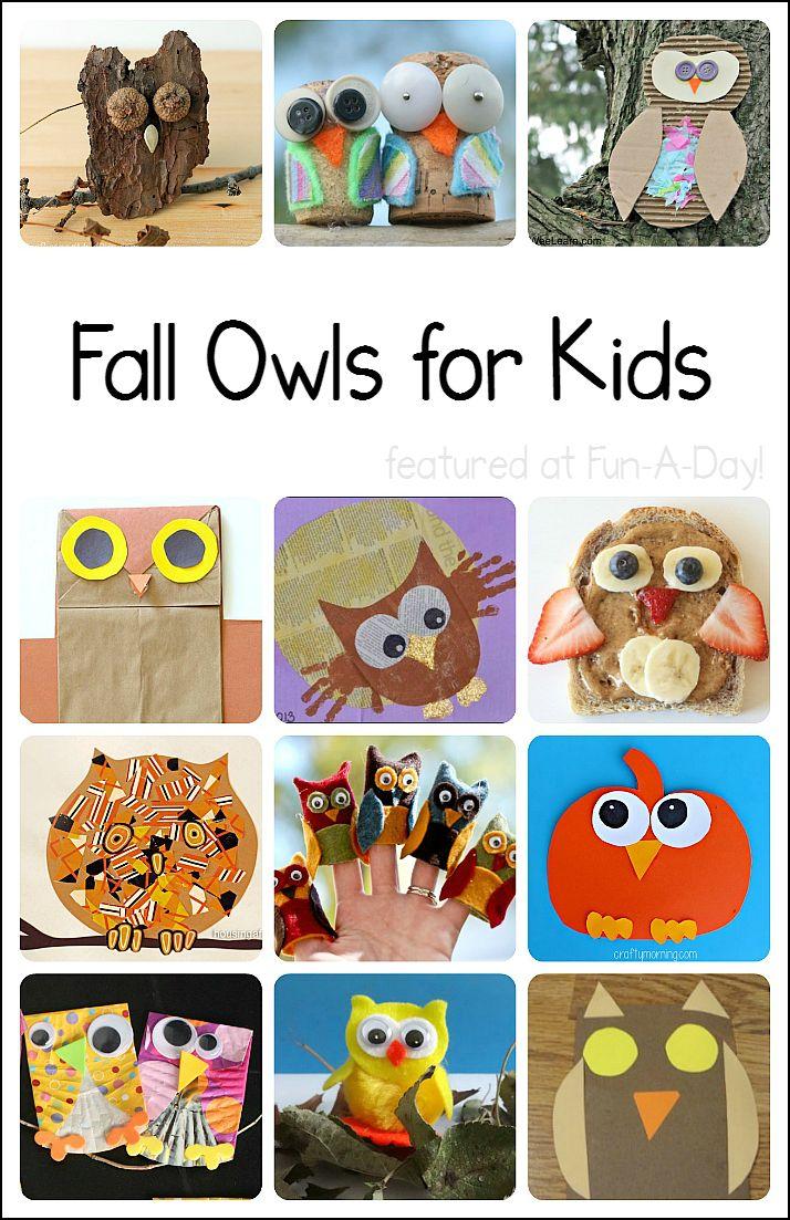 Owls - EnchantedLearning.com