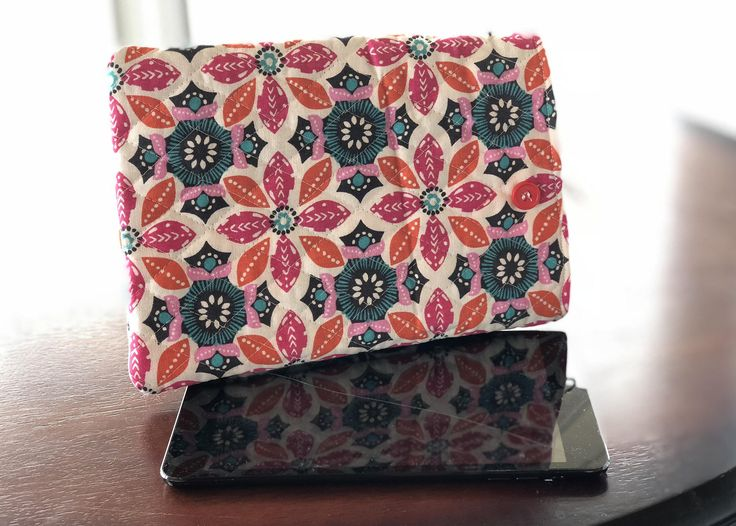 Excited to share the latest addition to my #etsy shop: iPad Mini Case - Quilted with Floral Design http://etsy.me/2BOQkTB #ipad #ipadcase #tabletcase #ipadminicase #ipadmini #sewyourstyleshop