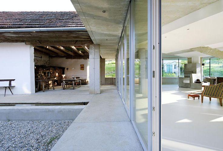 Forum Limbach / Looping Architecture – nowoczesna STODOŁA   wnętrza & DESIGN   projekty DOMÓW   dom STODOŁA