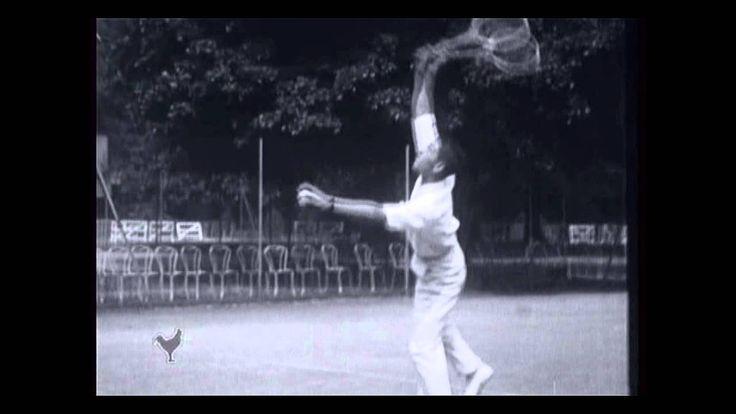 Lacoste Tennis - René Lacoste: Le Champion Français