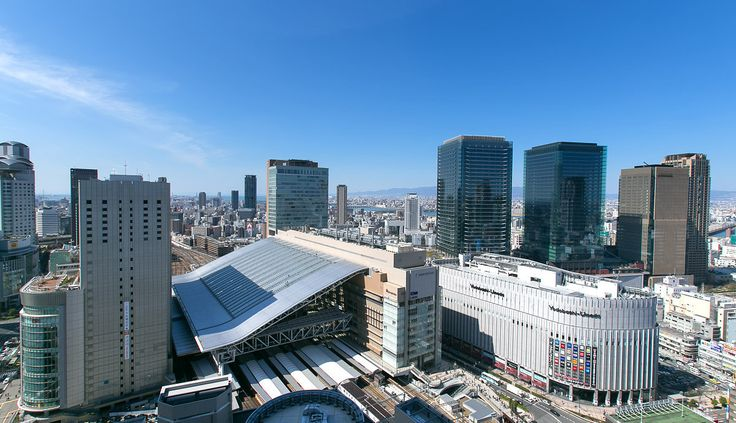 都市再生特別地区  JR大阪駅周辺