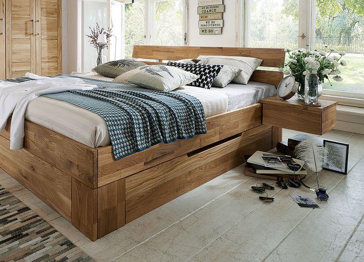 86 besten Gesunde Schlafzimmer Bilder auf Pinterest Deins, Holz - schlafzimmer eiche massiv