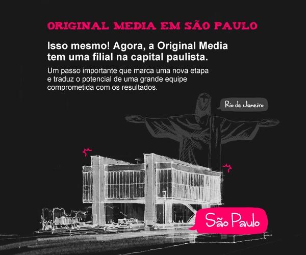 Original Media São Paulo #todoscomemora