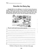 Creative writing lessons  classroom poster  small Super Easy Storytelling