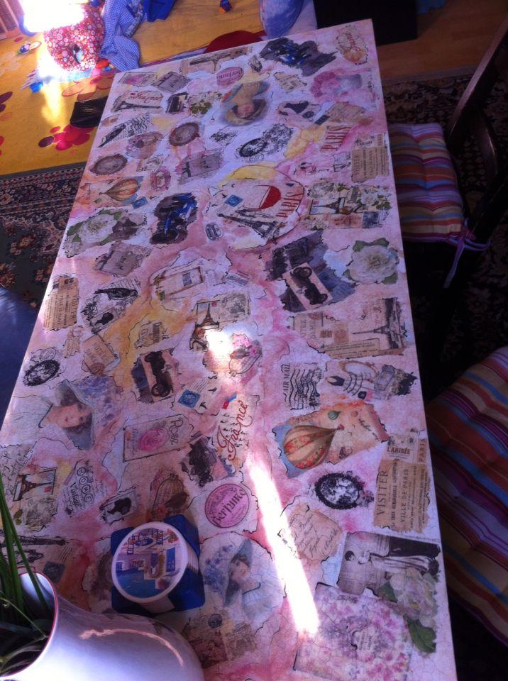 Az asztalom
