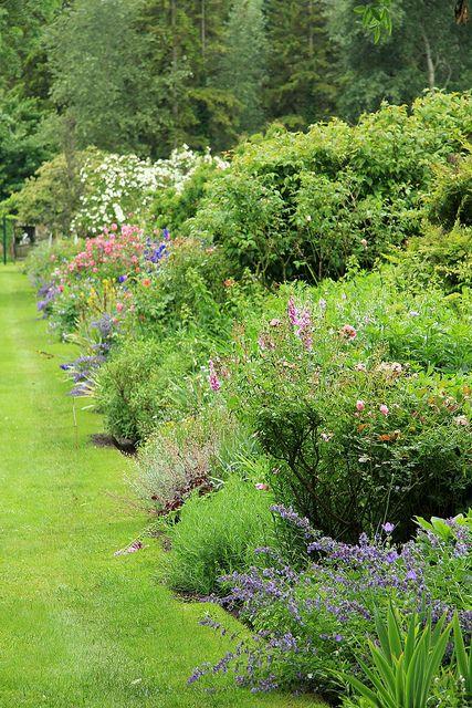 386 best Garden Border Inspiration images on Pinterest Gardens