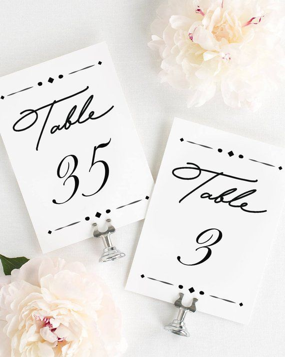 4x6 Rustic Wedding Table Number Cards Templates Instant Etsy Wedding Table Numbers Template Wedding Table Numbers Wedding Table Number Cards