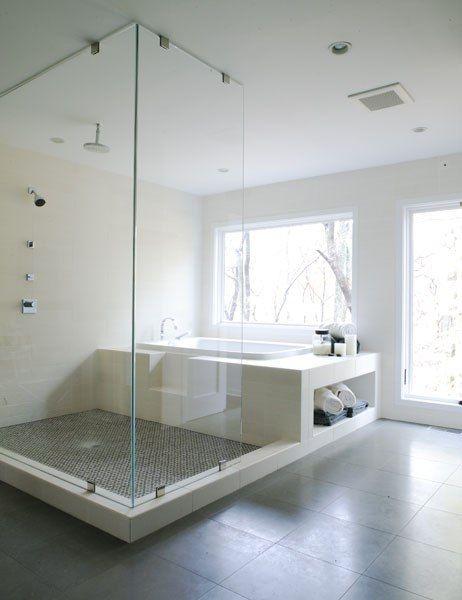 before after reader bathrooms open bathroommodern bathroom designbathroom