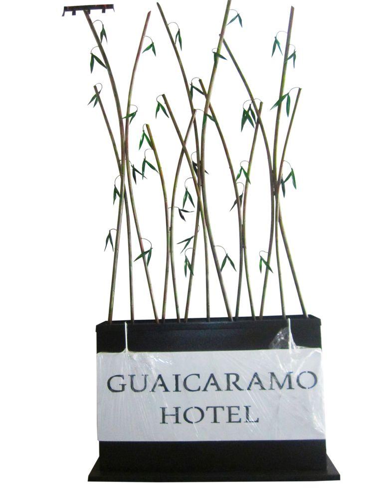 """aviso hotel """"guaicaramo"""""""