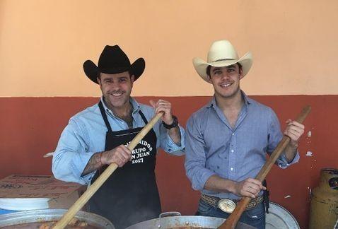 Eduardo Capetillo comparte foto con su hijo gemelo   El Puntero