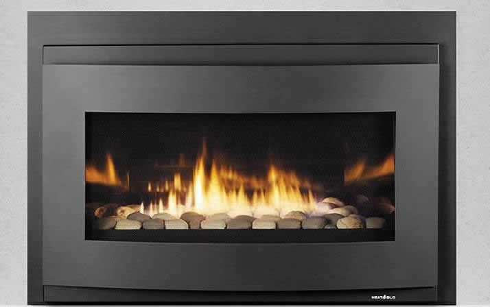 Feens Country Living : 17 best gas fireplaces images on Pinterest  Gas fireplace ...