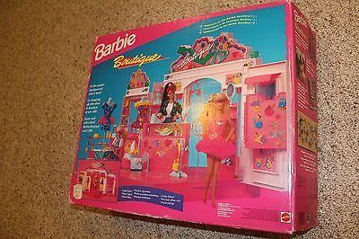 Barbie Boutique Fashion Shop 1995 FAO Schwartz Exclusive original owner EXC | eBay