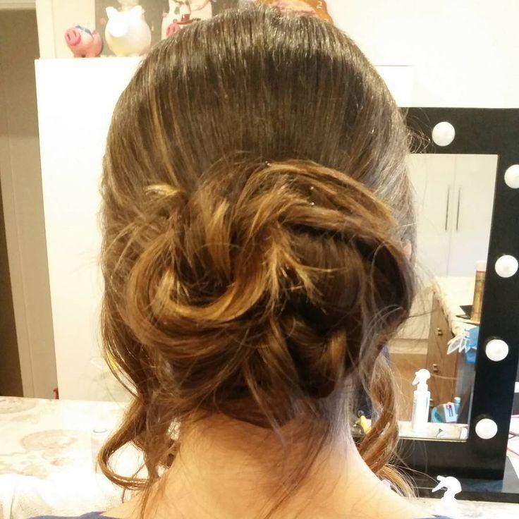 Soft updo hair, Bridal Hair Updo, Messy updo