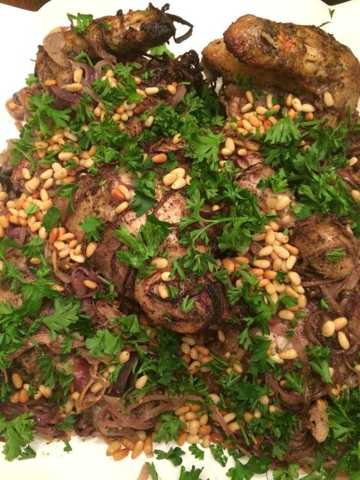 Roast Chicken with Sumac, Za'atar and Lemon I From Ottolenghi Cookbook I Yotam Ottolenghi