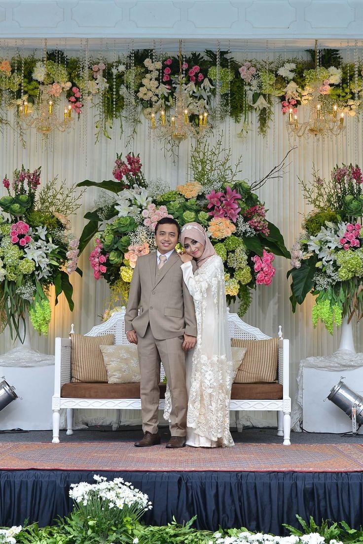 Pernikahan Astri dan Gerry di Pangrango Resort Sukabumi