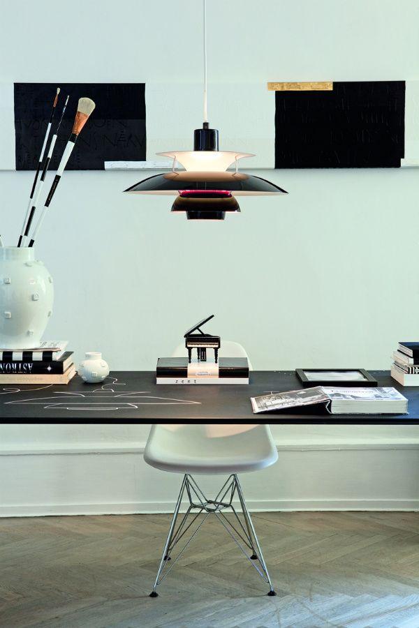 Tenka Gammelgaard's Office | Copenhagen Home