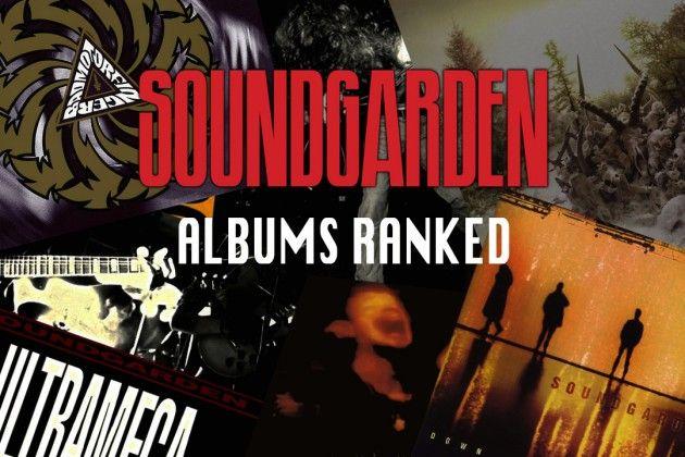 Soundgarden Albums Ranked