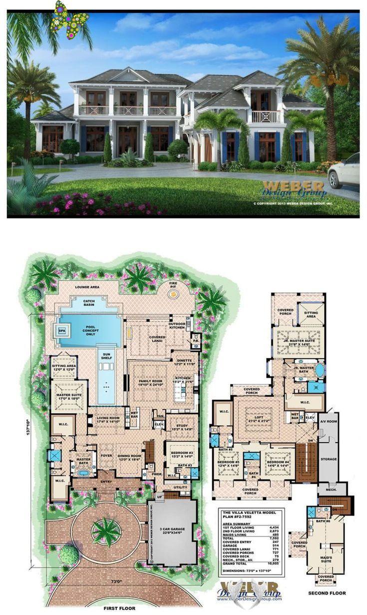 Mansion House Plans 8 Bedrooms 2021 Br Husritningar Husdesign Arkitektur