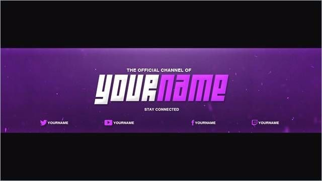 Youtube Banner Template Psd Lovely Youtube Banner Free Download Best In 2020 Youtube Banner Template Youtube Banner Backgrounds Youtube Banner Design