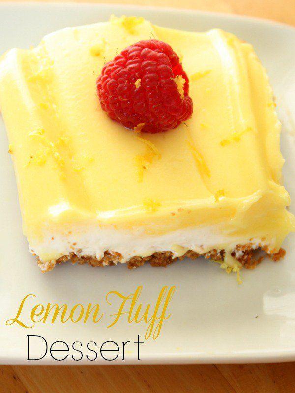 Lemon Fluff for facebook