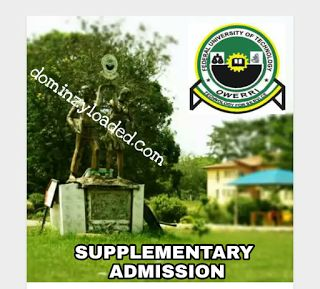 FUTO Supplementary Admission List Is Finally Out. Check It Here   The long awaited supplementary admission list of federal university of technology Owerri is finally out. After how many weeks of waiting. Candidates that purchased and applied for supplementary can now check for their name to see if they've been successfully admitted. In case you check for your name and you have not been admitted do not yet panic yet because the uploading of names is still ongoing. Just checking back later and…