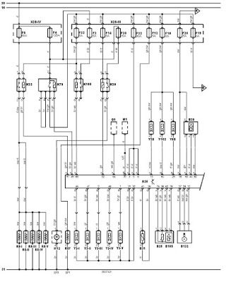 wiring diagrams cars engine management system volkswagen