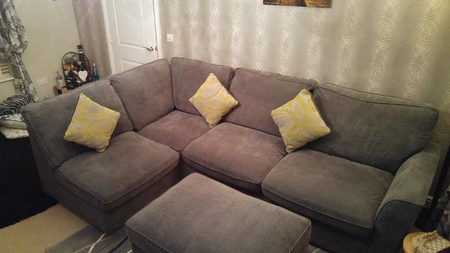 Fabulous John Lewis corner sofa - 12 months old rarley used For Sale in Stafford, Staffordshire | Preloved