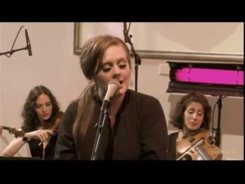 Adele - Cold Shoulder (unplugged)