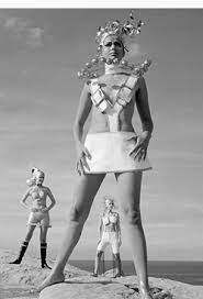 La moda de la era espacial2