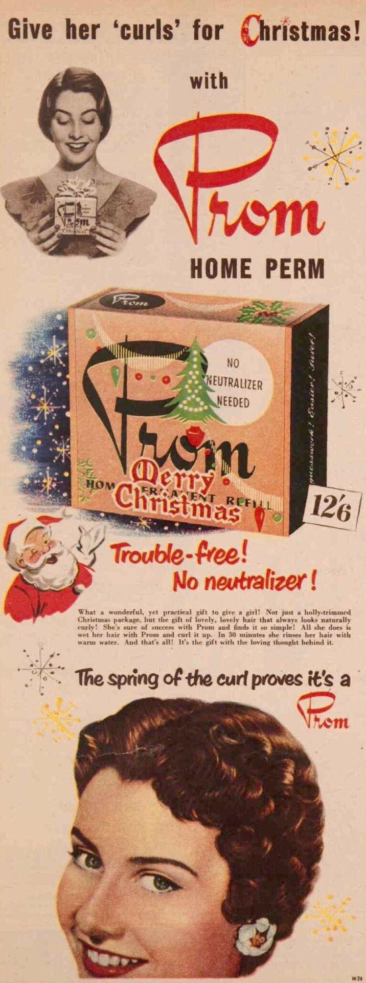 Straight perm yahoo answers - Retrophile Mid Centurylove Nothing Says Christmas Like A