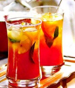 Metobolizma Hızlandırıcı Soğuk çay tarfileri