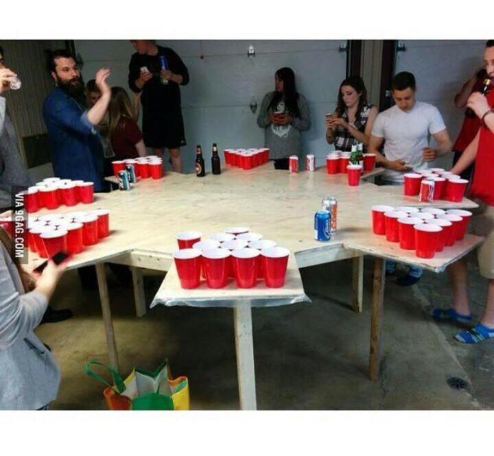 Los 4 Juegos Alcohólicos Que Vas A Querer En Tu Próxima Fiesta - #¡WOW!, #HazloTuMismo, #juegos  http://www.vivavive.com/juegos-alcohol/