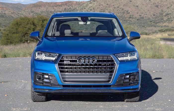2018 Audi Q7 overview