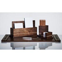 Linley Garrick Desk Set Luxury Gifts